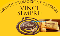 Logo Vinci sempre i Gianduiotti o Apple TV con Caffarel