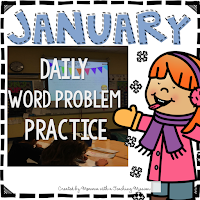 https://www.teacherspayteachers.com/Product/January-Word-Problem-Warm-Ups-Printables-1OA1-2933538