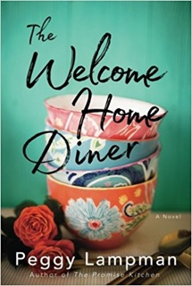 The Welcome Home Diner by Peggy Lampman