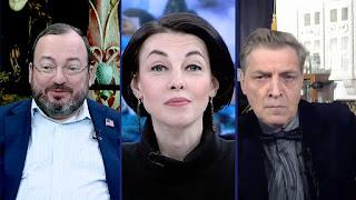 Невзоров и Белковский выбирают между войной и революцией