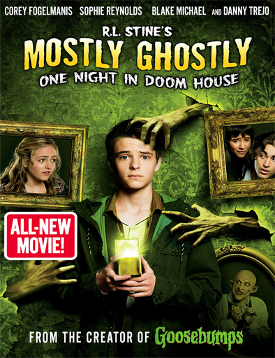 Ver Mostly Ghostly 3: One Night in Doom House (2016) Online