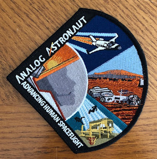 Analog Astronaut Patch