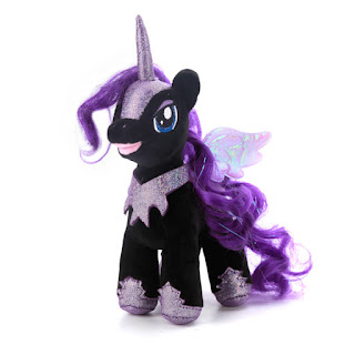 MLP Nightmare Moon Multi Pulti Plush