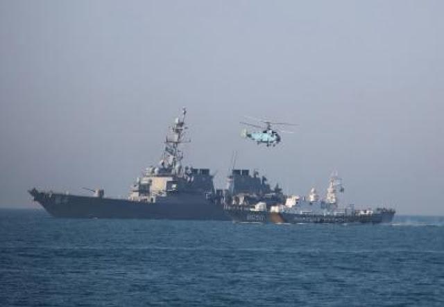 """У Чорному морі загострилася ситуація: ВМС сподіваються на """"Сі Бриз-2018"""""""