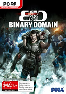 Binary Domain - PC (Download Completo em Torrent)