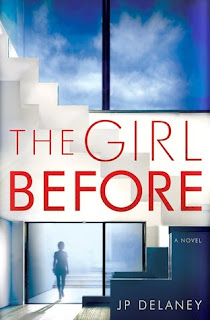 Book Review: The Girl Before, by J.P. Delaney