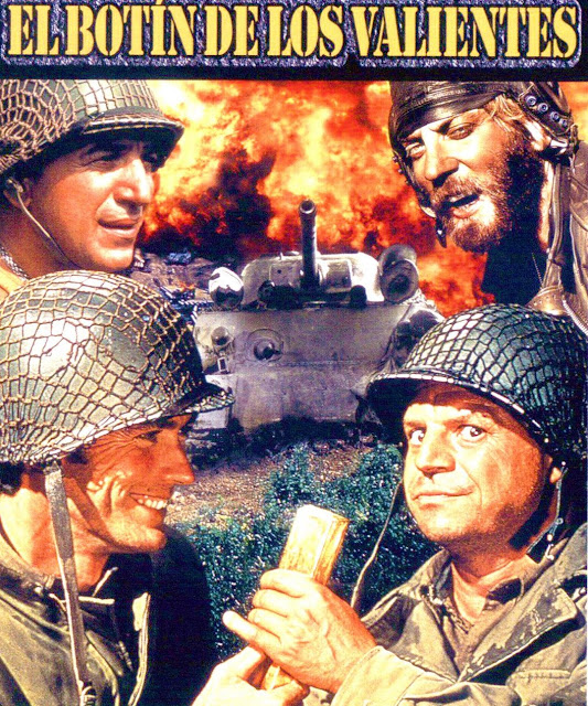 El Botín de los Valientes: el lado amable de la guerra