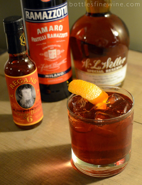 bourbon whiskey cocktail recipe ingredients