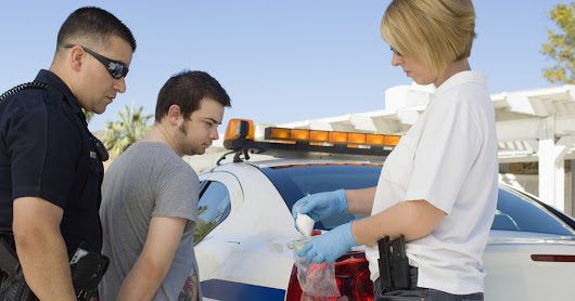 How a Simple Traffic Stop can Turn into a Drug Arrest