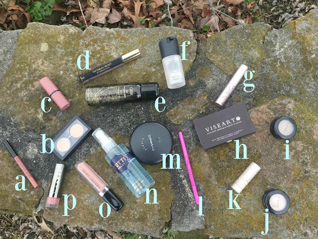 TJ MAXX,what's in my bag, favorite products 2017, march 2017, viseart, lorac, oribe, mac, maybelline,sugar sugar marc jacobs, fresh sugar lip, too faced better than sex, bath & body works