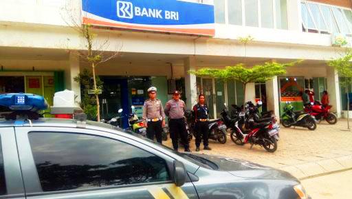 Patroli Mobile Gabungan Unit Sabhara dan Lantas Polsek Tarumajaya