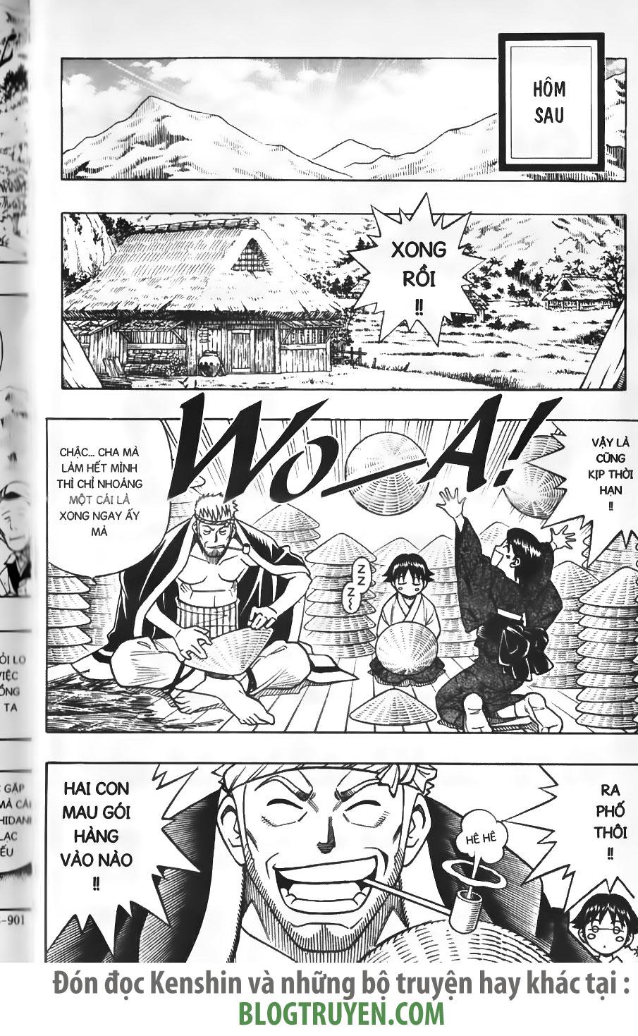 Rurouni Kenshin chap 230 trang 4