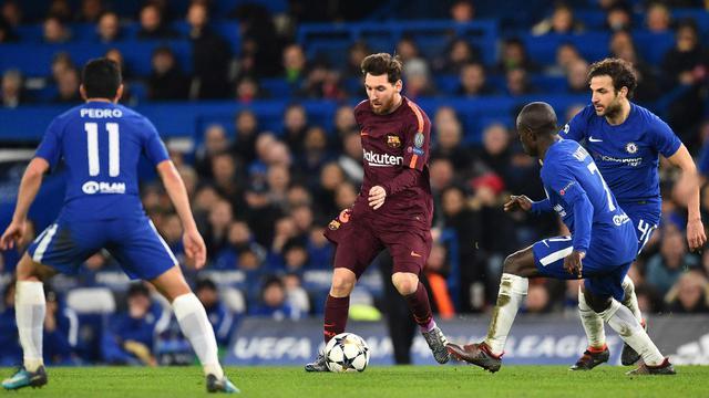 Jelang Laga Barcelona vs Chelsea, ajang balas dendam