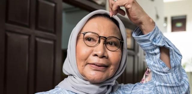 Ratna Sarumpaet: Kiai Ma'ruf Amin Sudah Sakit-sakitan