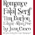 8 years of Romance fatal Serif