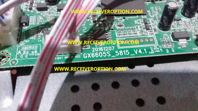 GX6605S 5815 V4.1 TYPE HD RECEIVERS POWERVU KEY LATEST NEW SOFTWARE