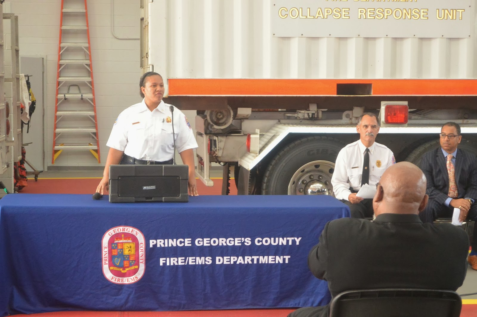 Prince George's County Fire/EMS Department: High School ...