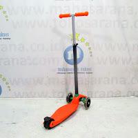 Skuter Anak Tajimaku SS211 Moto Kids 3-Wheeled Scooter