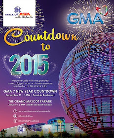 Countdown to 2015: The GMA New Year Special