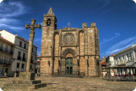 Iglesia de San Martín, Noia