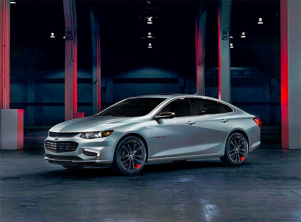 2018 chevrolet malibu redline. modren chevrolet personally red would be my goto color in these new redline models throughout 2018 chevrolet malibu redline