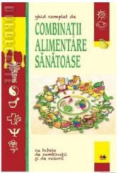 Cumpara de aici cartea Ghid complet de combinatii alimentare sanatoase