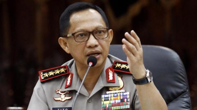 Soal Aksi 55, Kata Tito: Pertanggung Jawaban Hakim Ya ke Tuhan, Salah Benarnya ke Tuhan Yang Maha Esa