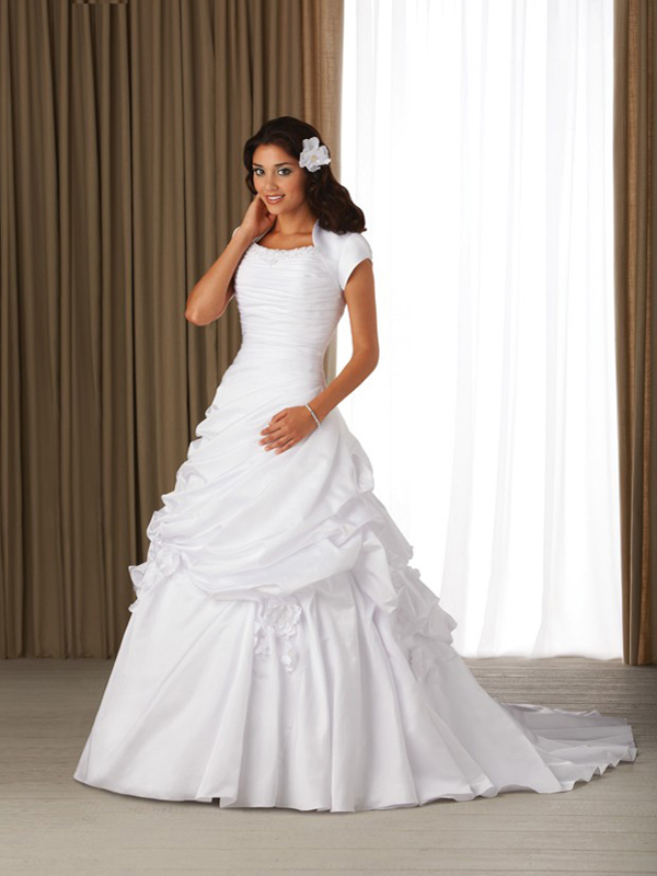 Dressybridal Must Have Traditional Ball Gown Wedding Dresses