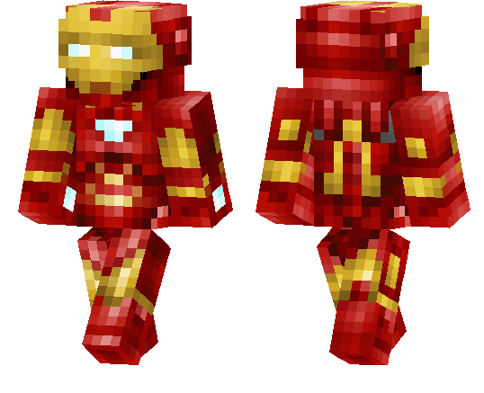 Change Your Style On Minecraft PE Skins Game MCPE Skins - Skins para minecraft pe red