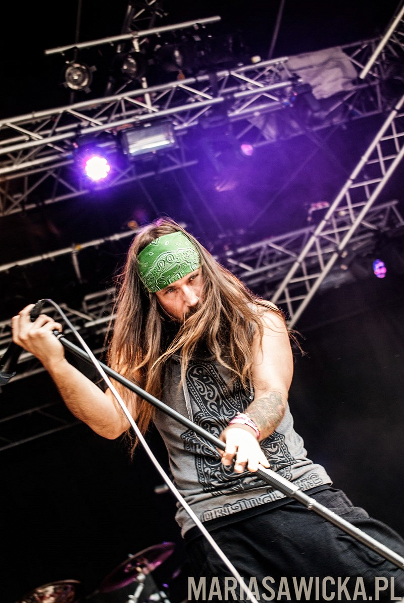 Sauna Open Air 2013 Tampere Ratina Stadium Egokills