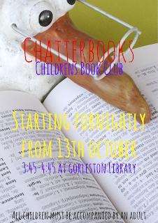 Chatterbooks gorleston