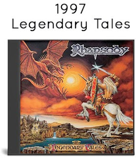1997 - Legendary Tales