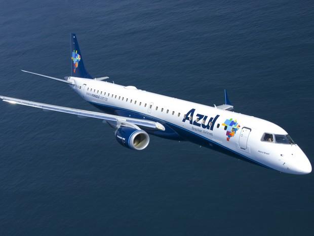 Azul anuncia 12 voos extras em Rondônia durante a alta temporada de verão