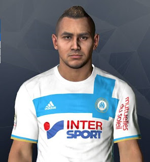 PES 2017 Faces Dimitri Payet by Ben Hossam FaceMaker