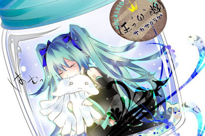 [Lirik+Terjemahan] Hatsune Miku - Yada Hatarakanai (Aku Takkan Bekerja)