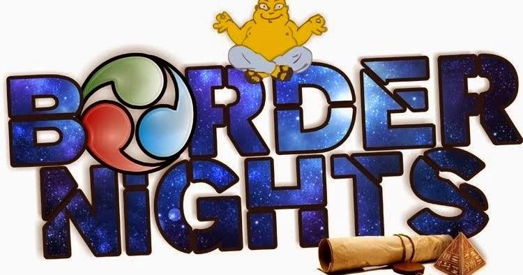 Border Nights - puntata 213 (Pietro Esposito, Padre Quirino Salomone, Grazia Serra)