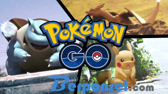 Game Pokemon Go untuk Android dan iOS Gratis (Official)