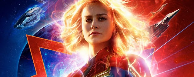 Movie Review : Captain Marvel, The Real Hero? #SpoilerAllert