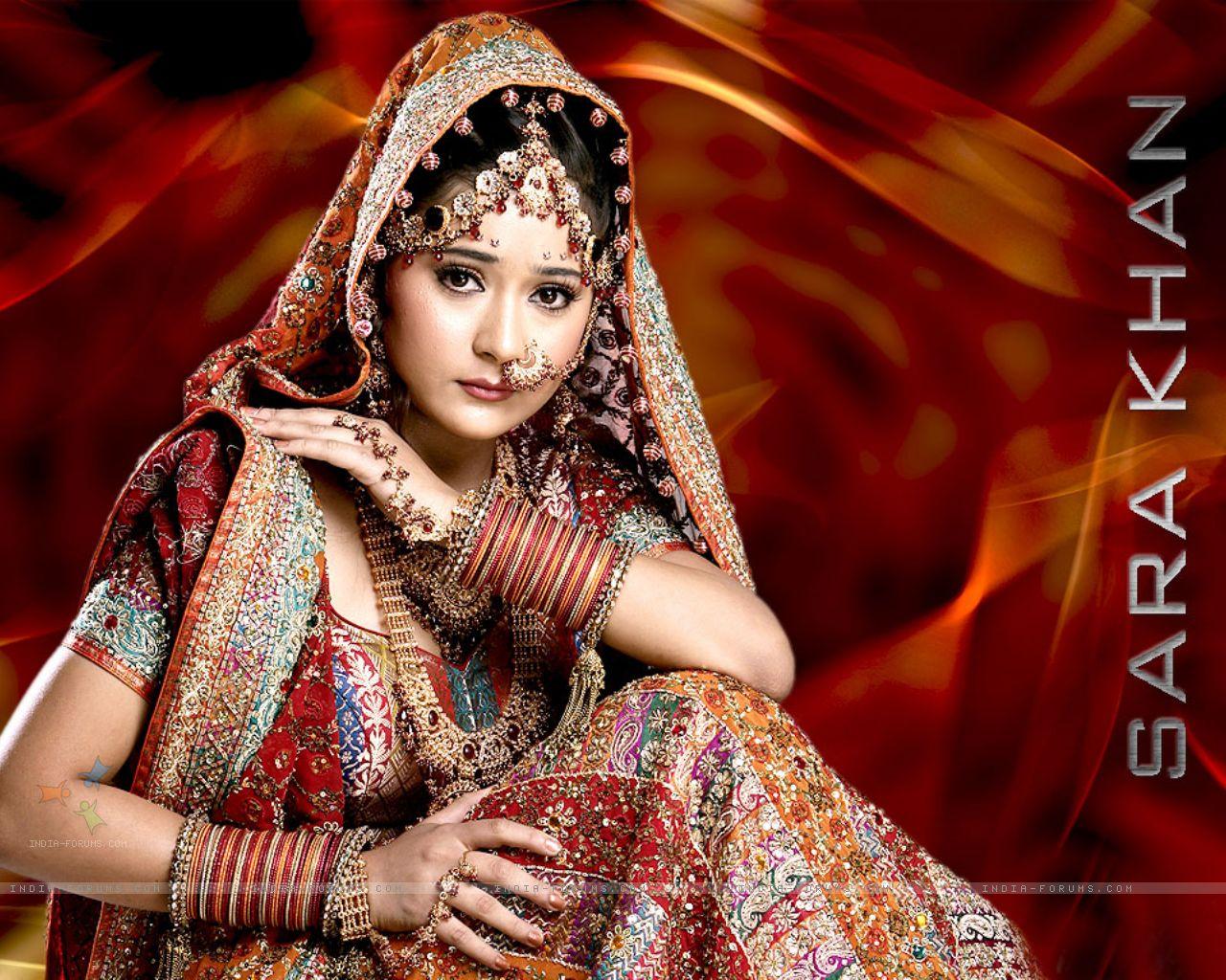 Free Wallpapers Download, Desktop Nature Bollywood Sports ...Sara Khan In Saree
