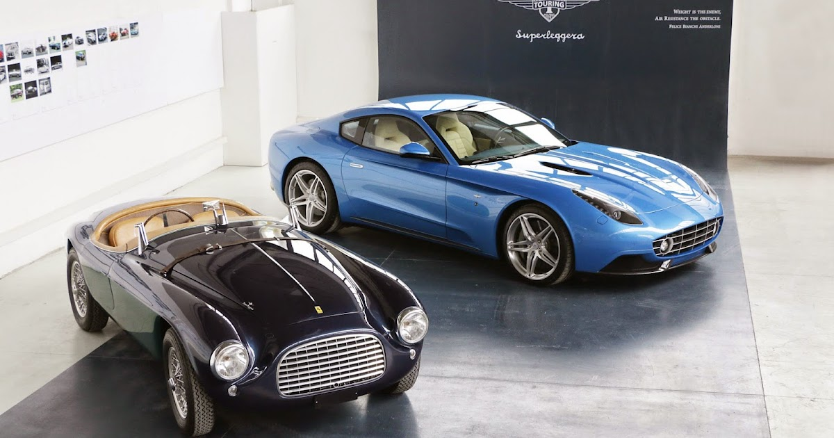 Automotiveblogz Ferrari 166 Mm Barchetta And Berniletta Lusso By