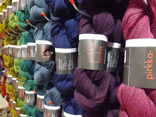 Unwind with Midwinter Yarns