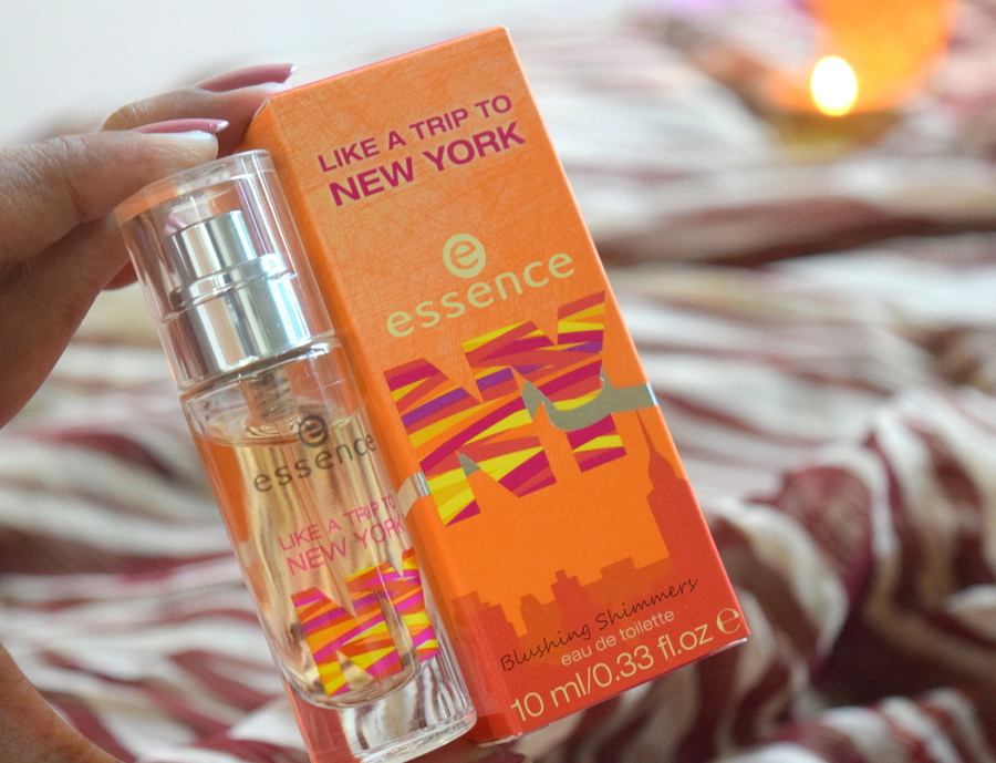 Essence Like a Trip to New York Fragrance