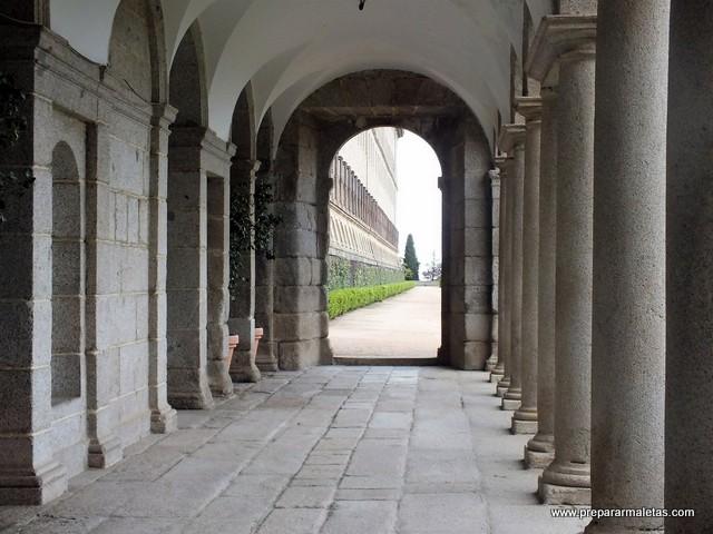 jardines monasterio de el escorial
