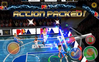 Philippine Slam! Basketball Mod Apk Full Unlocked