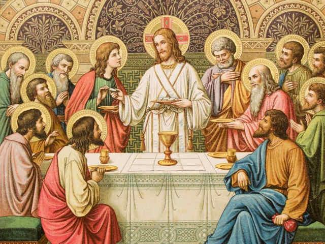 eucaristia, o que e a eucaristia