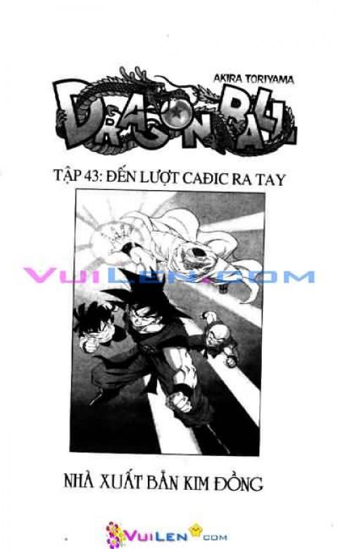 Dragon Ball - Bảy Viên Ngọc Rồng Tập 43 - ๑๑۩۞۩๑๑...TuThienBao.Com...๑๑۩۞۩๑๑