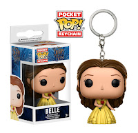 Pocket Pop! KeyChain Belle with Rose