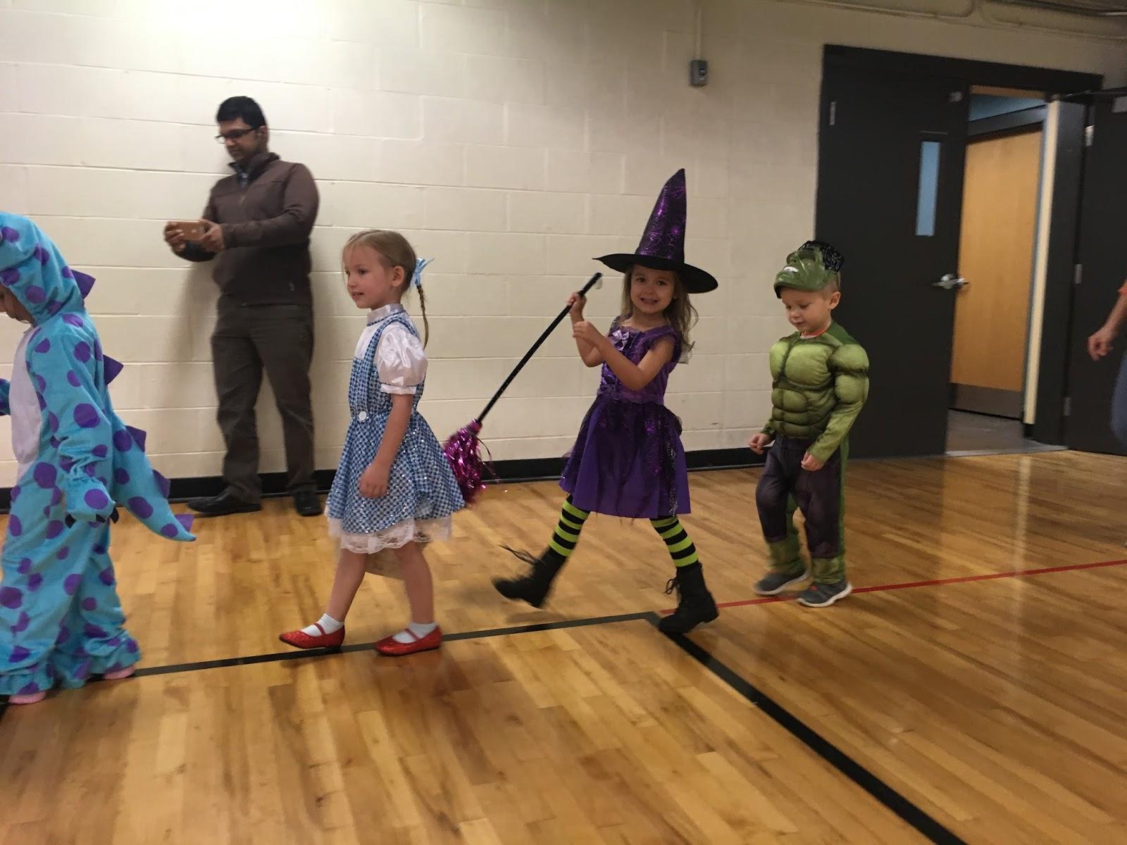 This Happy Life: Halloween 2017 Recap