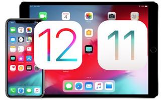 Begini Cara Downgrade / Menurunkan Versi iOS 12 Beta ke iOS 11.4