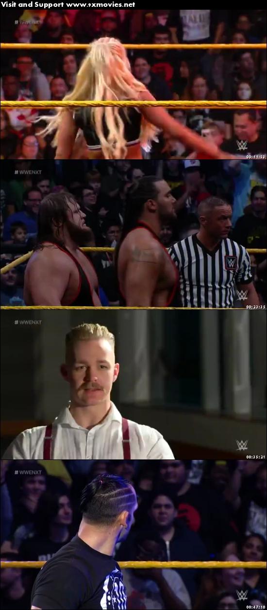 WWE NXT 08 Feb 2017 WEBRip 480p